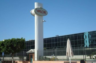 The Valor factory; take a free guided tour