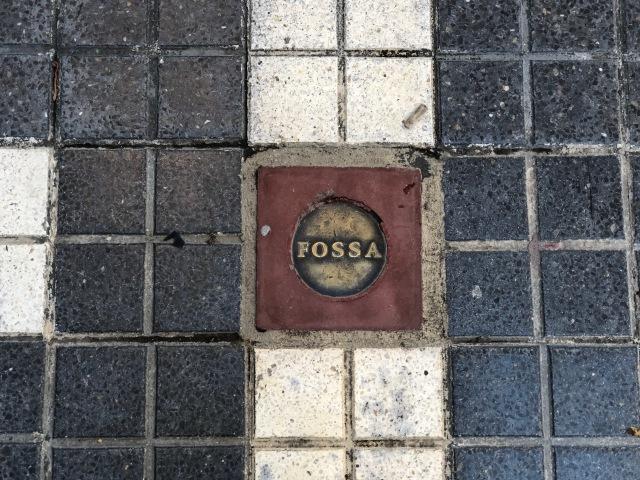 FOSSA MARKER, Villajoyosa