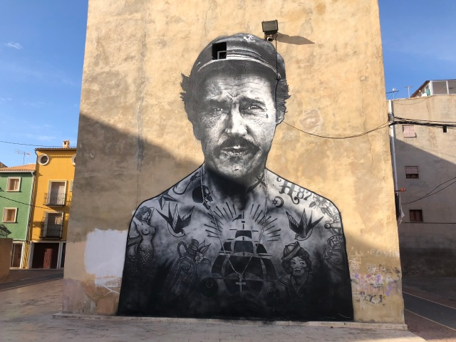 Street art, Villajoyosa