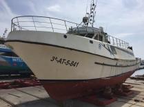 Ship repair yard, Villajoyosa port