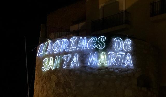 Fiesta de las Lagrimas de Santa Marta