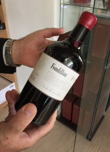 Alicante's secret wine: fondillón. Take the tour at Bodegas Monóvar