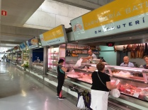 Mercado Central in La Vila - great for daily fish, meat, embutidos and cheeses