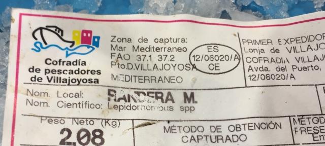 Cofradia de Villajoyosa