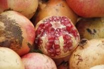 Pomegranates (granados), Mercadillo, La Vila