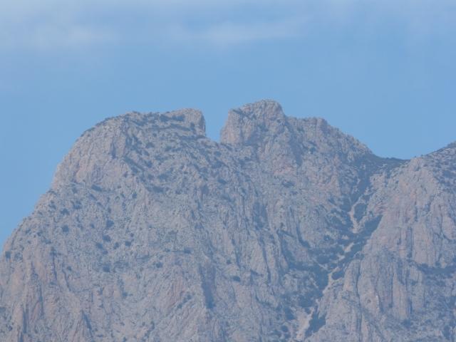 Puig Campana summit