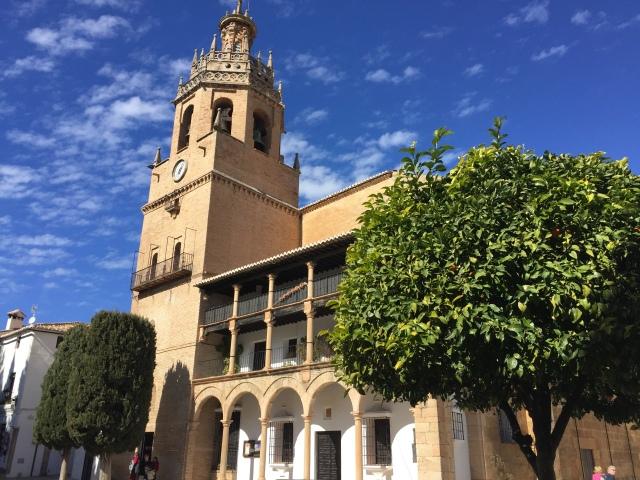Santa Maria la Mayor, Ronda