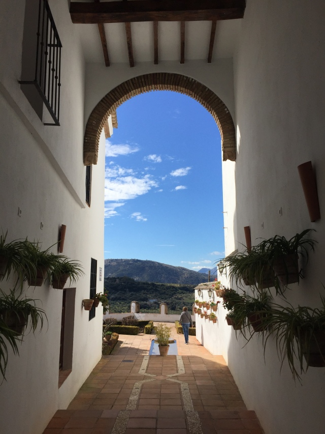 Palacio Mondragon, Ronda