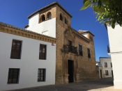 The Moorish Palacio Mondragon, Ronda