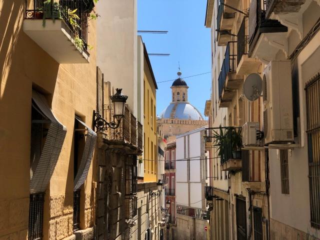 Barrio Viejo, Alicante