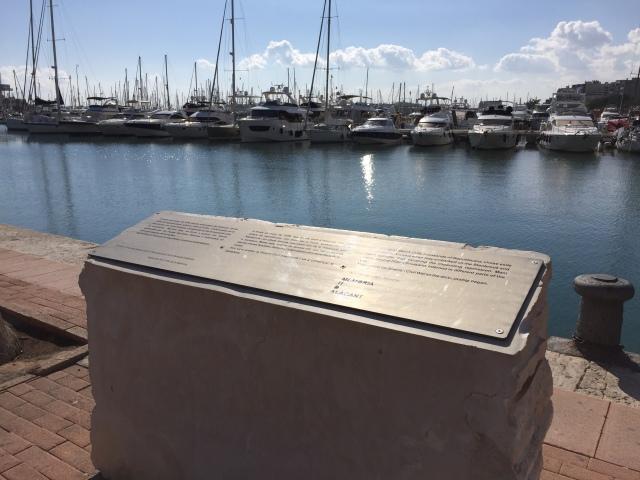 Stanbrook memorial