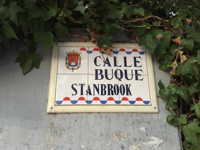 Stanbrook street