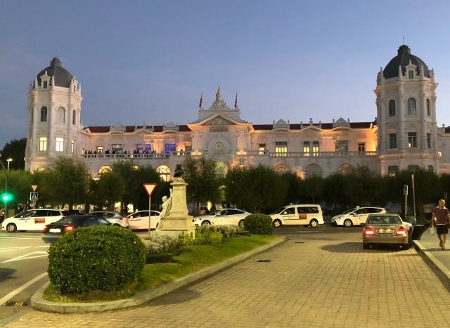 Casino, Santander