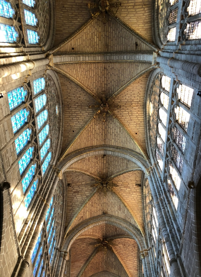Interior Ávila Cathedral