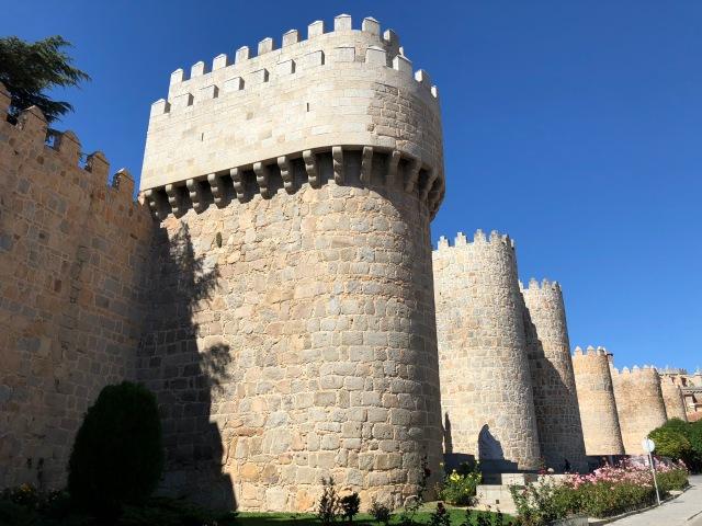 Alcazar, Ávila
