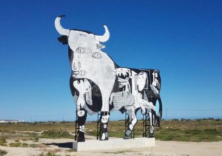 Toro Guernica Santa Pola