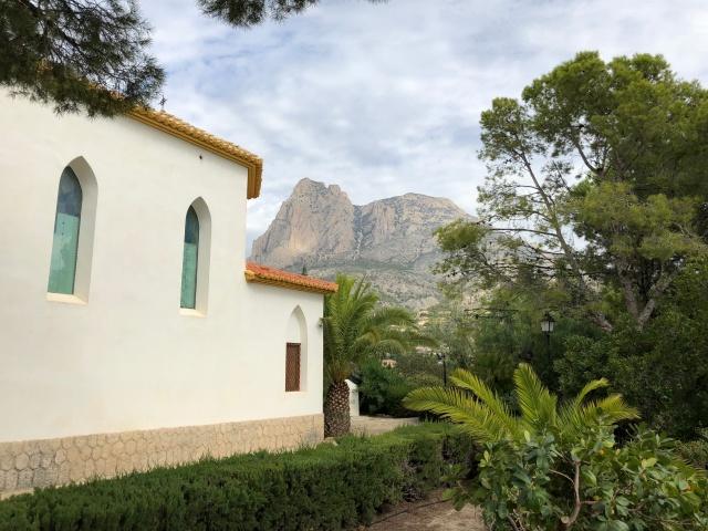 Ermita, Finestrat
