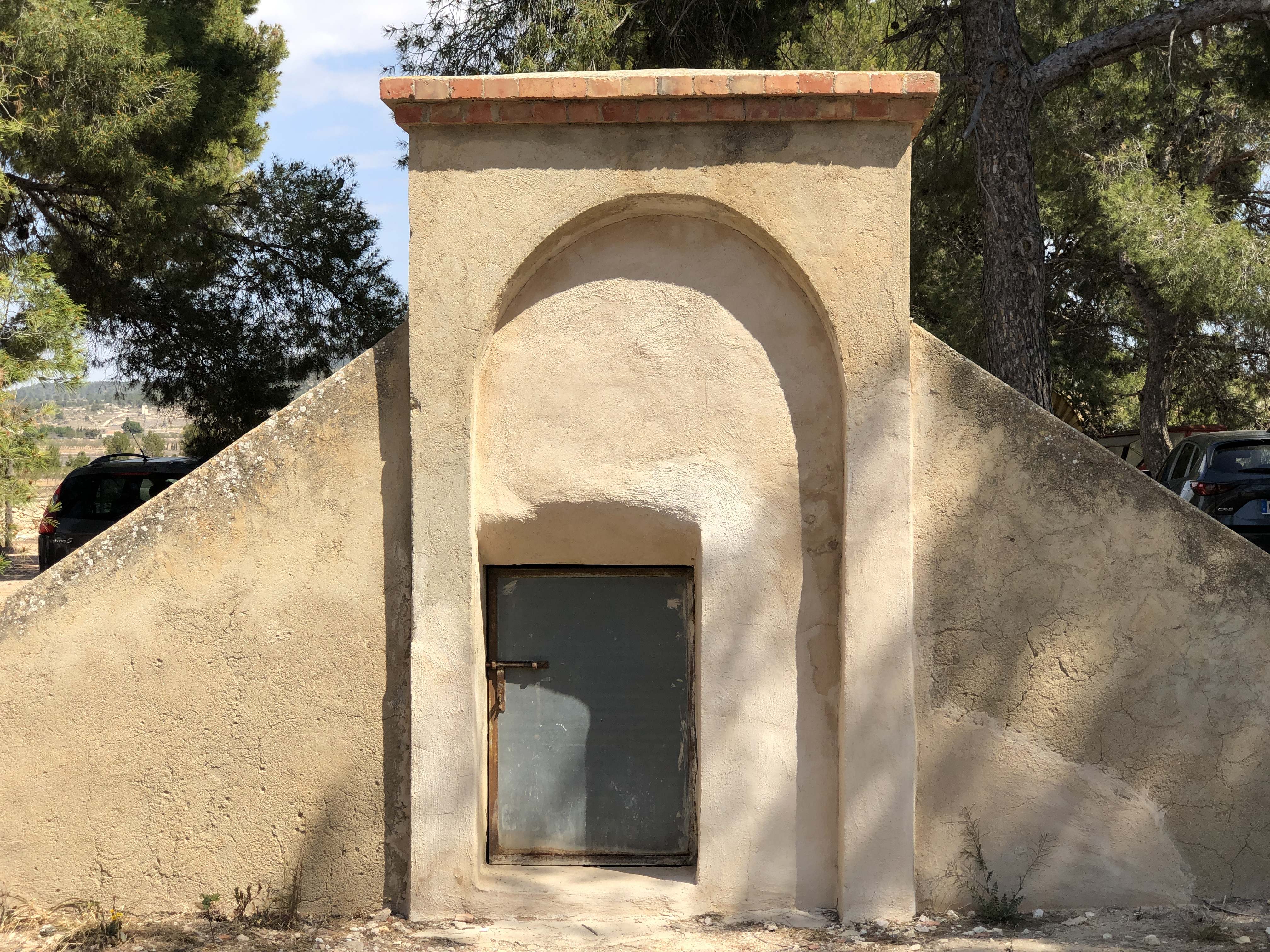 Air raid shelter, El Fondó