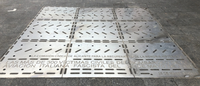Memorial Alicante Mercado Central