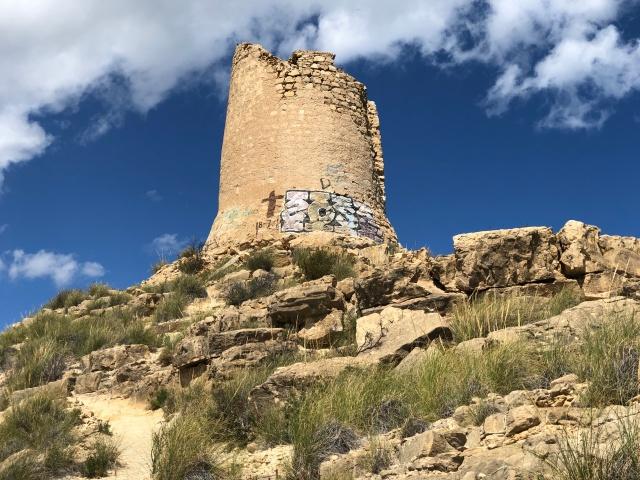 Torre del Barranc d'Aigües