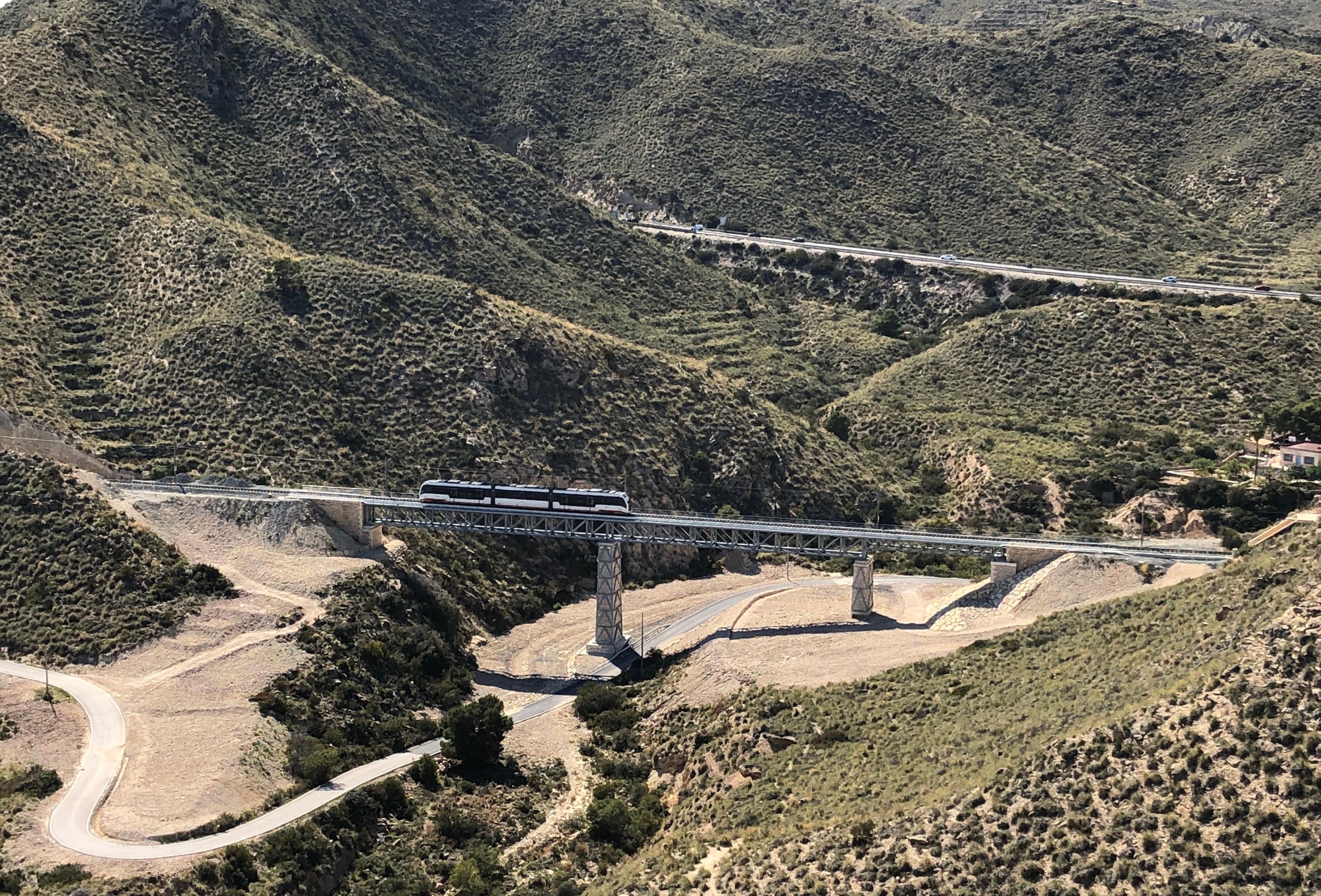 Barranc d'Aigües bridge